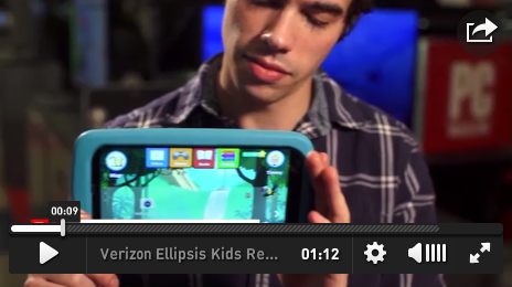 Verizon's new Ellipsis tablet was made for kids