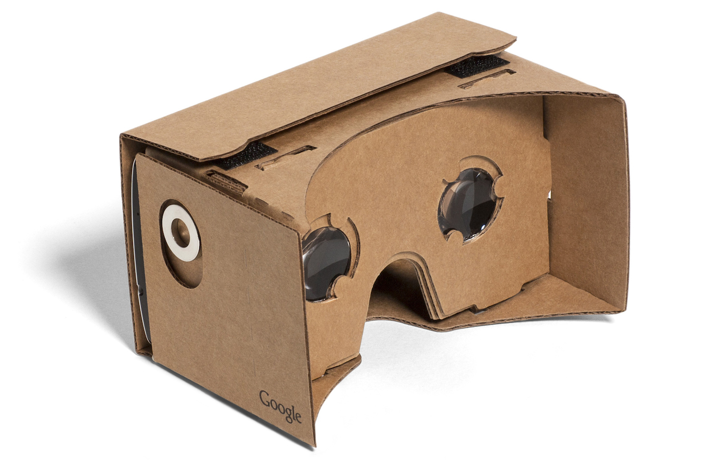 Experience virtual reality in a simple, fun, and affordable way.