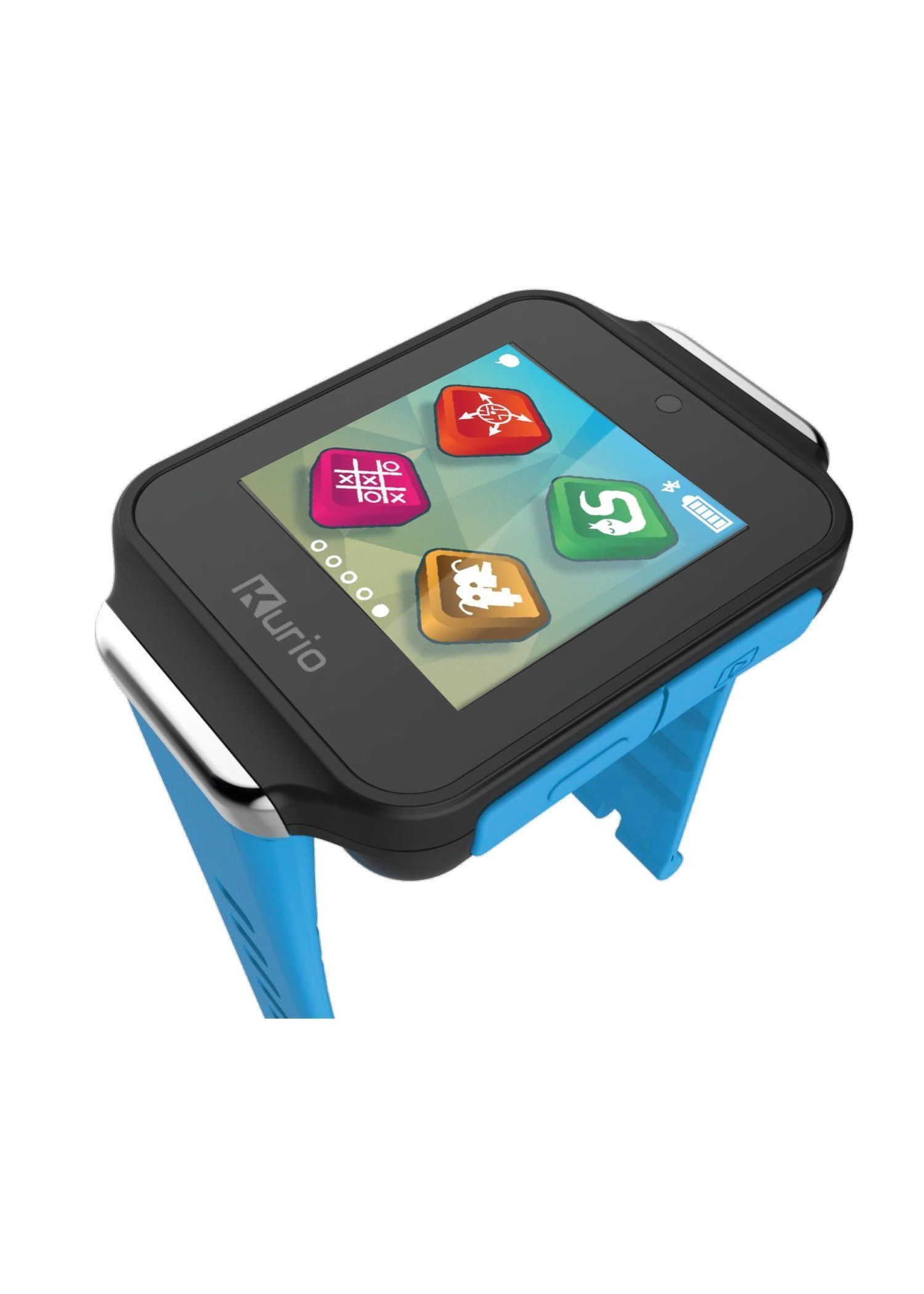 Kurio® Watch-A Real, Working Bluetooth Smartwatch Designed Specifically For Kids