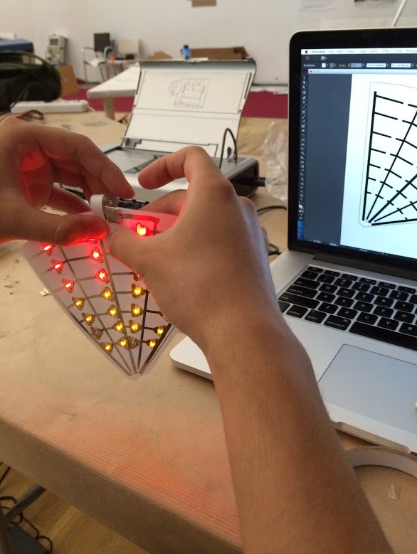 Create, Craft and Code with Circuit Stickers by Chibitronics