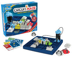 Ignite your logic and sequential reasoning skills with Circuit Maze