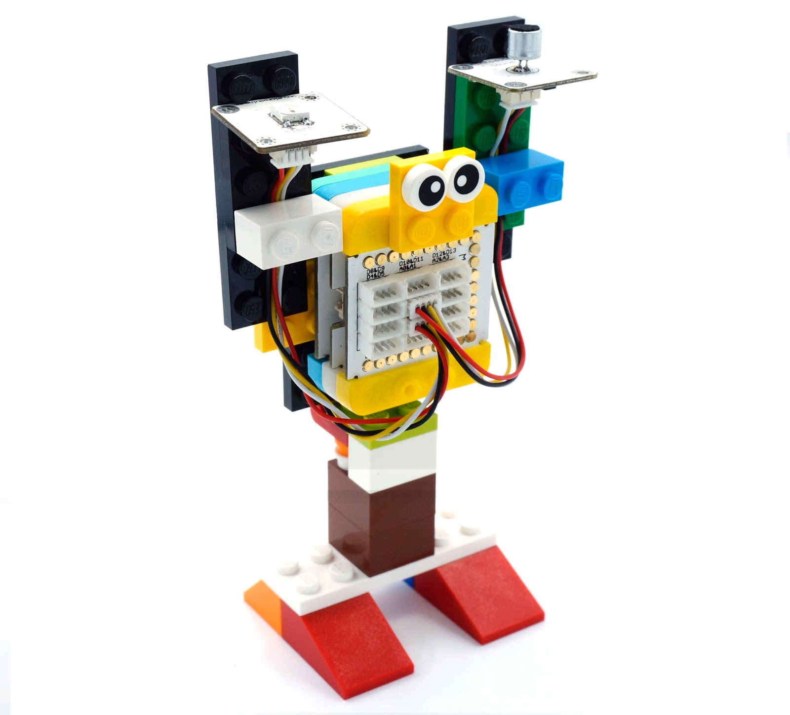 Meet mCookie, the powerful new magnetic, LEGO® and Arduino-compatible modules from Microduino