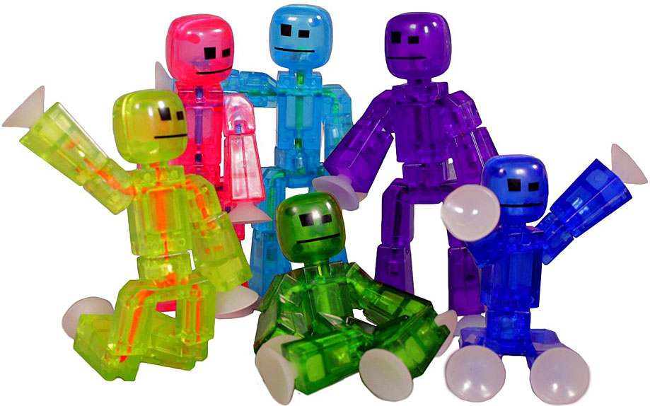 Meet StikBot: The World's First Social Media Sharing Toy