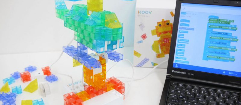 Learn Coding and Robotics with KOOV