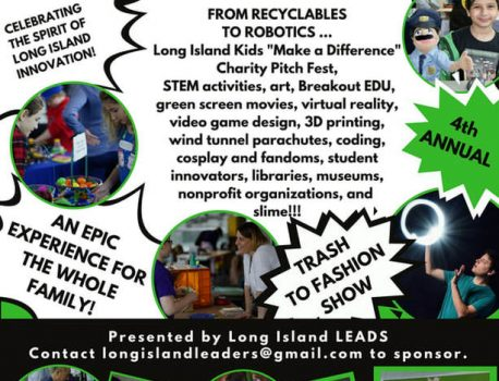 Attend the SLIME Maker/STEAM Expo
