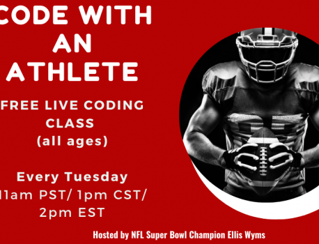 Code with an Athlete